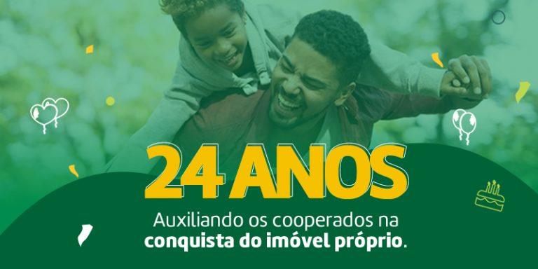 cooperativa habitacional nova aliança 24 anos
